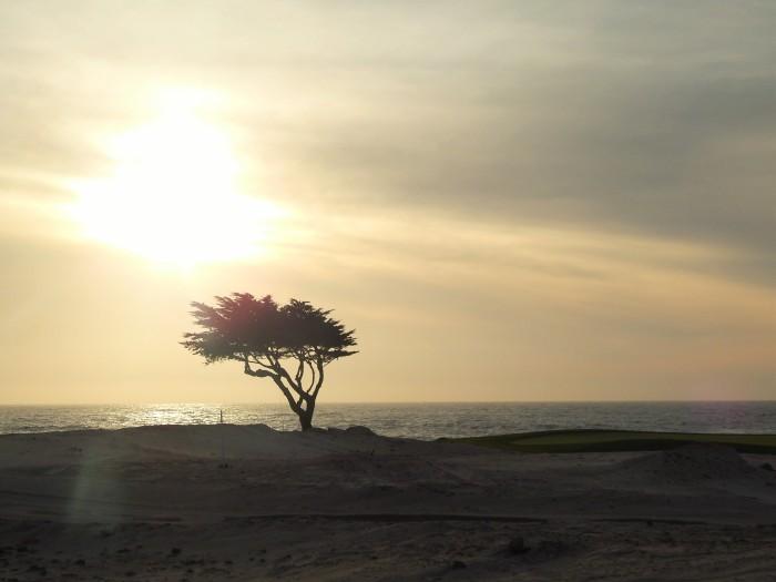 Pôr do Sol - Carmel