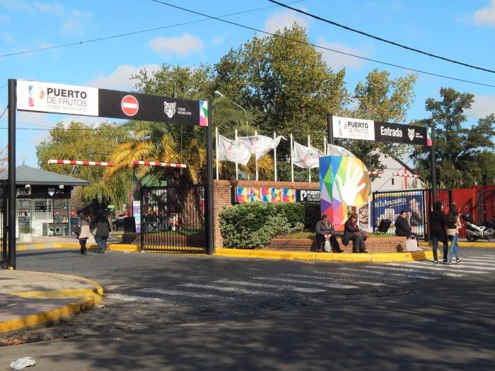 Puerto de Frutos - Tigre